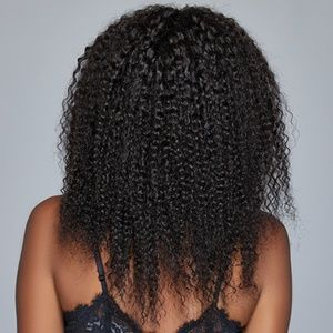 "22"" Inch Afro Kinky Virgin Remy Human Hair"